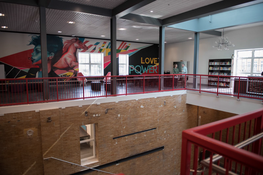 Bald Eagle Recreation Center Renovations