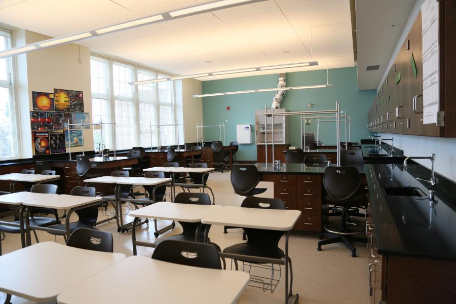 Cardozo Education Campus Classroom