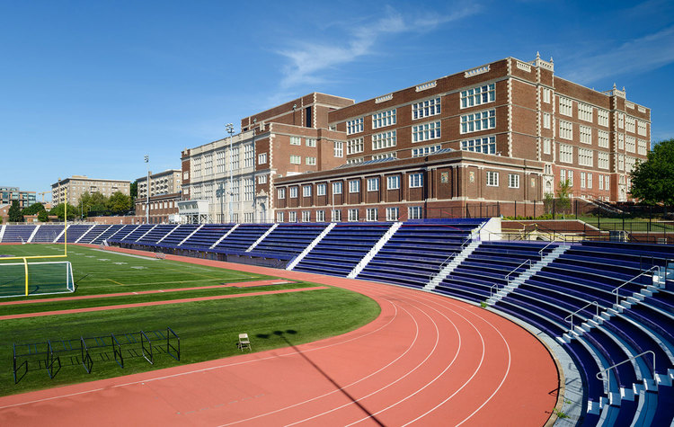 Cardozo Education Campus Field