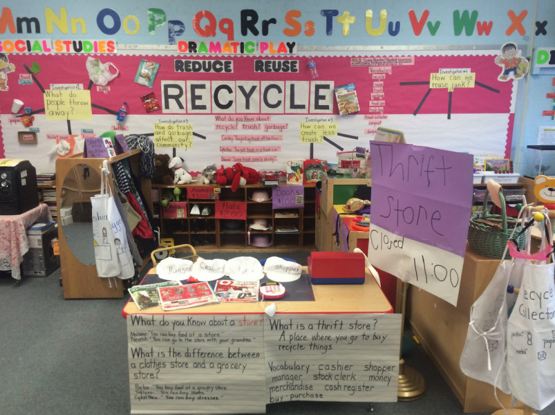 Celebrating DCPS Recycles! Success Stories