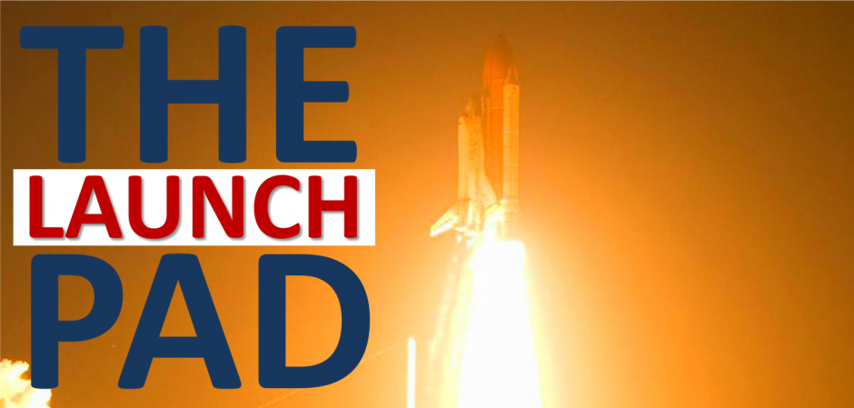 The Launch Pad - DGS (Web Banner)