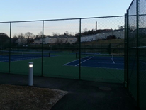 Benning Stoddert Recreation Center - tennis courts