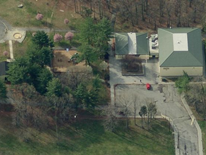 Benning Stoddert Recreation Center - aerial view