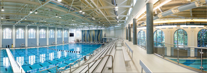 State-of-the-Art Wilson Aquatic Center