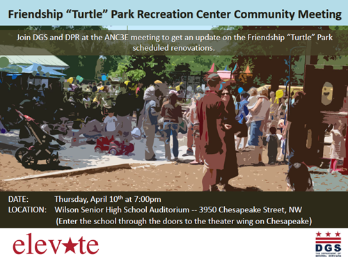 "Friendship ""Turtle"" Park Recreation Center Community Meeting 4-10-14"