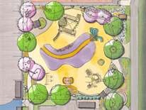 Sherwood Play DC Playground Rendering