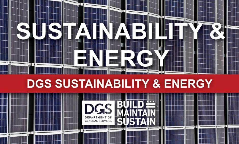 Sustainability and Energy Management Division