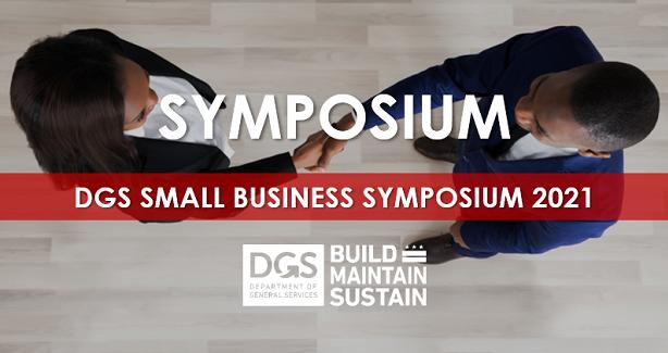 Small Business Symposium 2021: Build. Maintain. Sustain