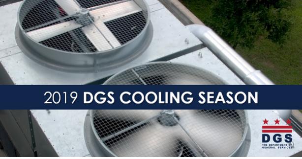 2019 DGS Cooling Season