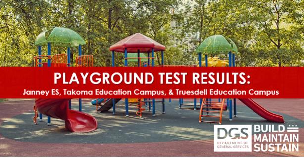 Janney Elementary School  - Playground Lead Survey
