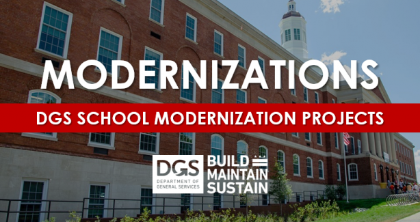 DGS School Modernization Projects
