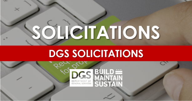 DGS Solicitations