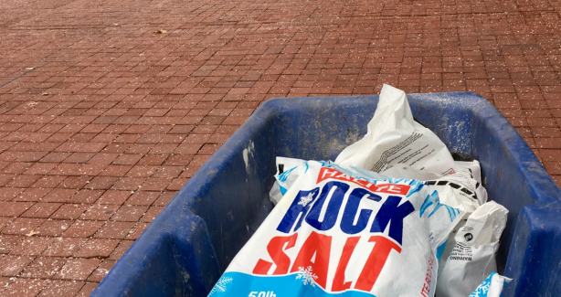 Rock Salt Pretreatment