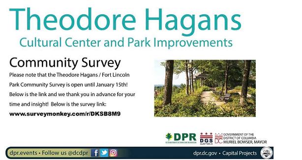 Theodore Hagans Community Survey