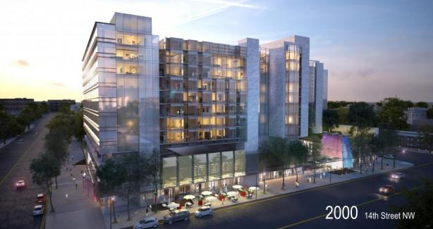 Concept Design of Redevelopment of Current Municipal Center Site