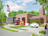 Engine Company 14 Modernization Project