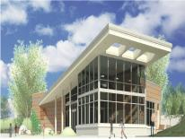 Frienship Recreation Center Rendering