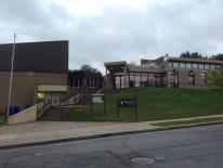 Street view of the Fort Davis Recreation Center