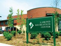 Lamond Rec Center Fitness Center Upgrades