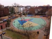 Columbia Heights Playground - Pre-renovation