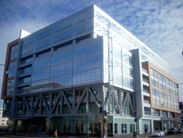 DDOT Half Street Headquarters at 55 M Street, SE