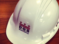 DGS Construction - one hard hat