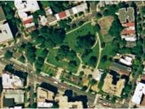 Kalorama Park - aerial view