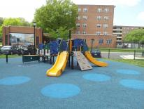 King Greenleaf Play DC Playground