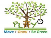 Play DC Playground logo