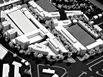 Skyland Shopping Center Redevelopment Project Phase 1 - rendering