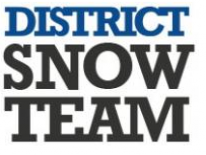 DISTRICT SNOW TEAM