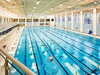 Locate District Recreation Centers and Pools